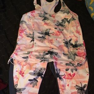 Other - Matching tank and leggings